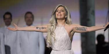Lady Gaga, Oscars 2015, Academy Awards