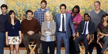 Parks and recreation, NBC, farewell season