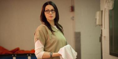 Laura Prepon from Orange is the New Black