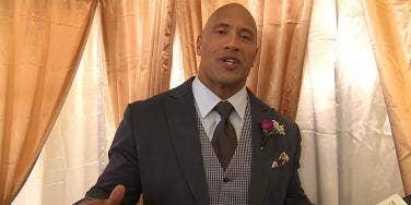 dwayne the rock johnson dwayne johnson the rock officiant wedding officiant officiating a wedding officiate a wedding