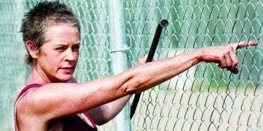 Melissa McBride as Carol Pelletier on AMC 'The Walking Dead'