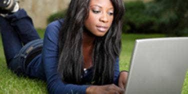 Online dater