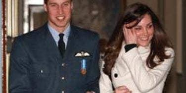 kate middleton prince william short engagement