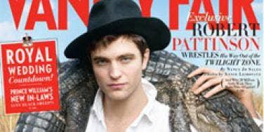 Robert Pattinson Vanity Fair