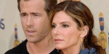 Sandra Bullock and Ryan Reynolds
