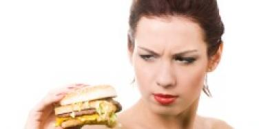 Women think about food more than sex