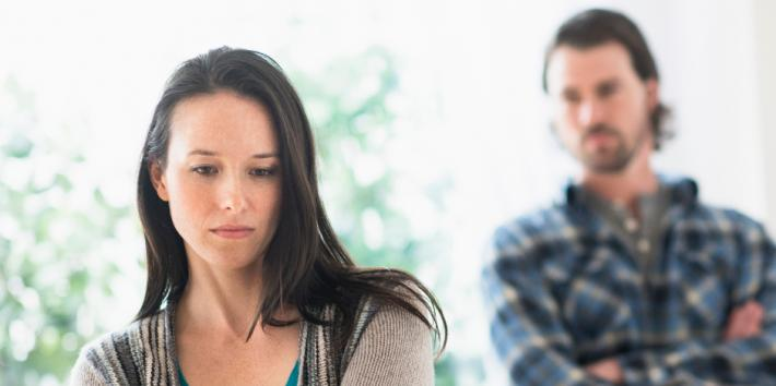 The Scary Way Your Abuser Could Be Gaslighting And Controling You (Even When He's Not Home)