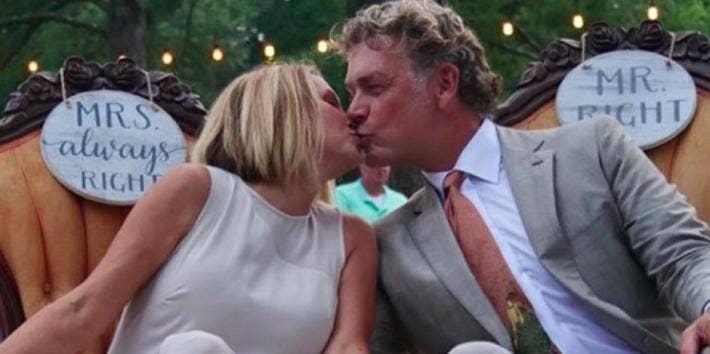 John Schneider Marries Longtime Girlfriend Alicia Allain — All The Deets On Their Wedding