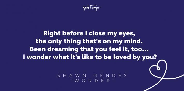 30 Best Shawn Mendes Love Songs And Lyrics