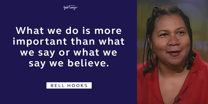 30 Most Inspirational bell hooks Quotes About Black Life & Feminist Activism