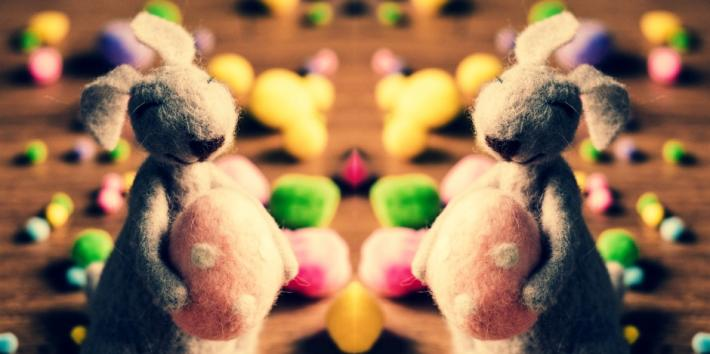 Why We Celebrate Easter With Jesus, Eggs & Bunnies