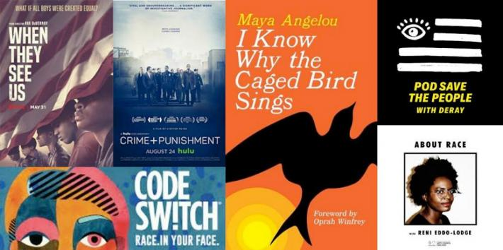 13 Best Books, Movies & Podcasts To Educate Yourself About Racism
