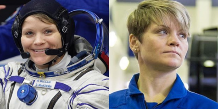 Astronaut Hacks Into Ex-Wife's Bank Account From Space
