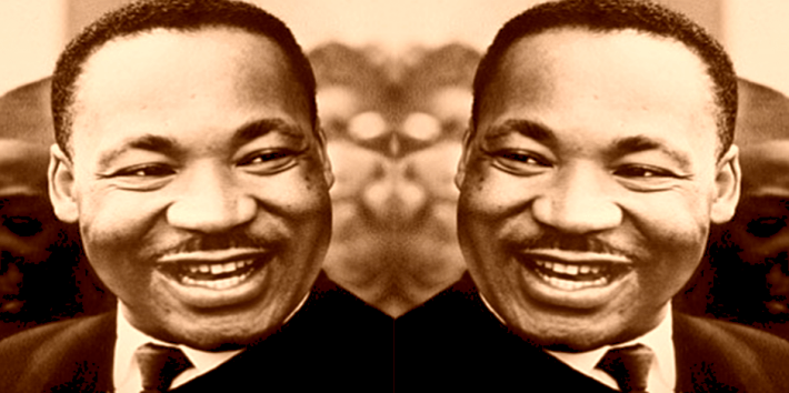 Martin Luther King Jr. an Inspiration - cover