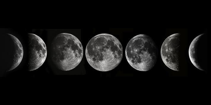 The 8 Phases Of The Moon & How They Can Affect Your Mind And Body