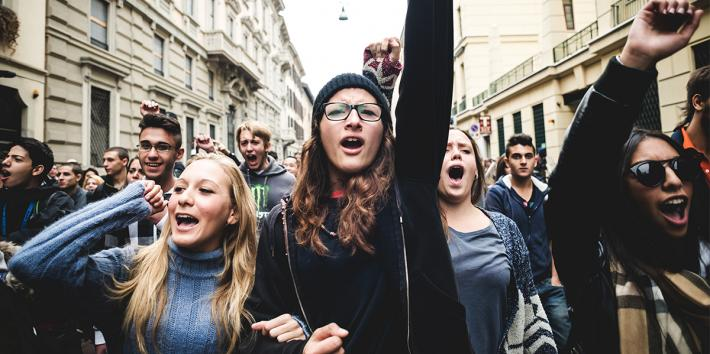How To Be An Active Member In A Social Movement Without Harming Your Mental Health