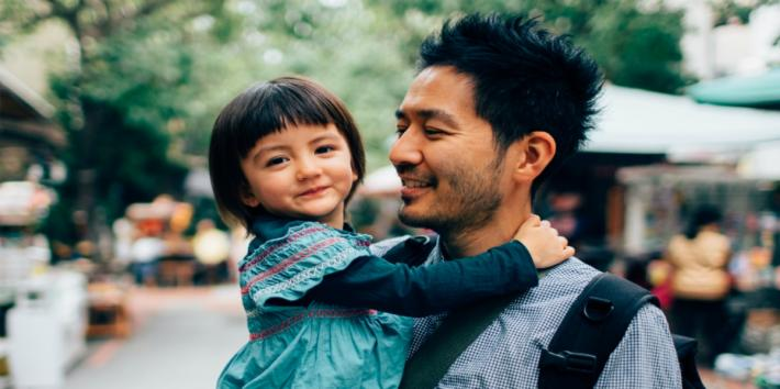 7 Ways To Support Toddlers & Young Children Through Tough Times