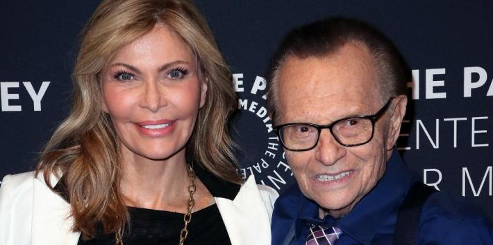 Larry King Files For Divorce From His 8th Wife — After 22 Years Of Marriage