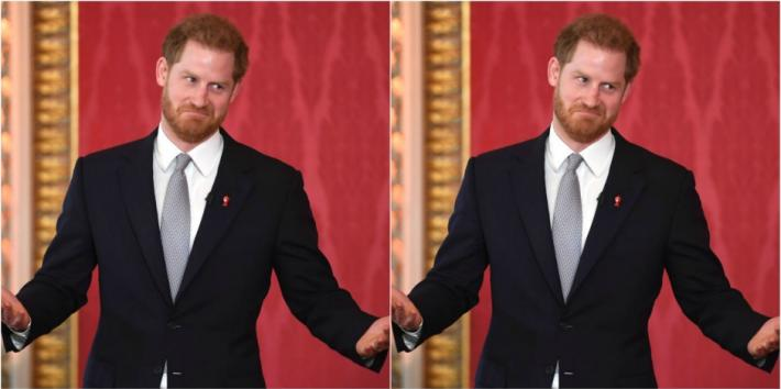 Who Is Prince Harry's Real Father?