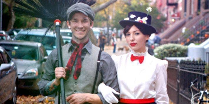 Bobby and Keiko Lynn Couples Halloween Costume