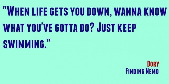 pixar quotes finding nemo