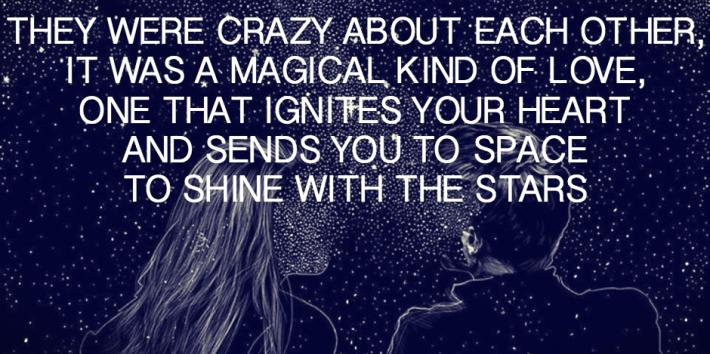 Love Quotes on cosmic love