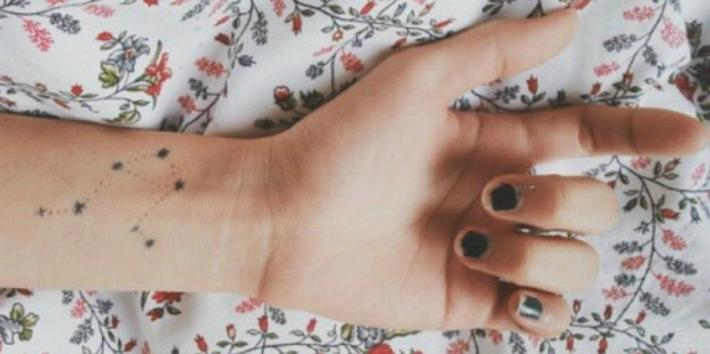12 Amazing Astrology Tattoos For Each Of The Zodiac Signs