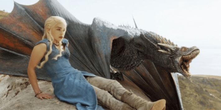 Game of thrones, badass tv women, Daenerys Targaryen