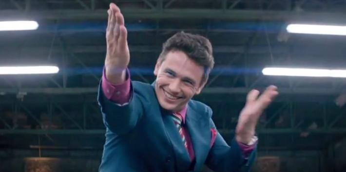 James Franco from The Interview