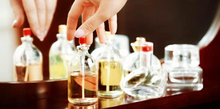 Relationship fragrances for couples