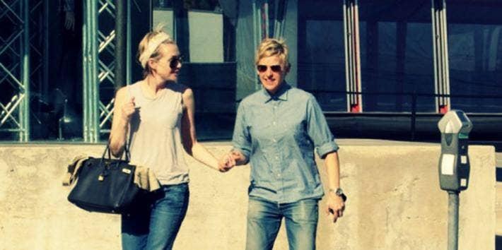 Ellen & Portia