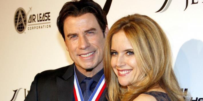 20 Celebrity Parents Whose Children Died john travolta
