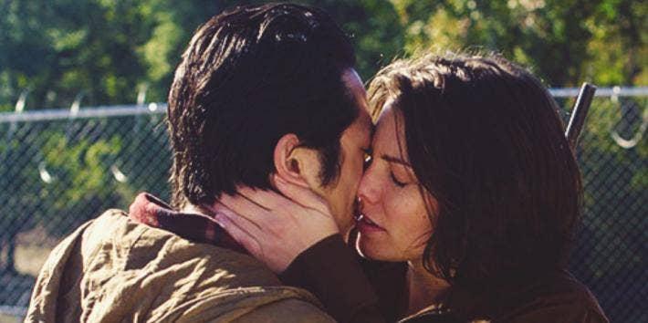Maggie and Glenn