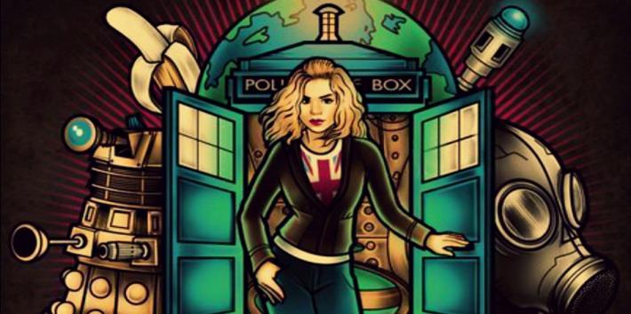 Rose from Doctor Who