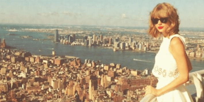 Taylor Swift, 1989, Welcome to New York