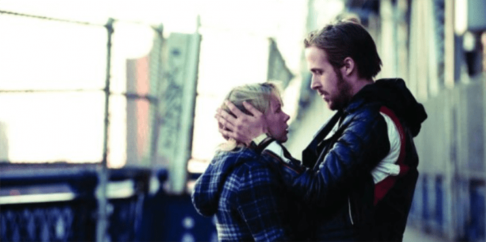 Blue Valentine, Bad Relationships, Thanksgiving
