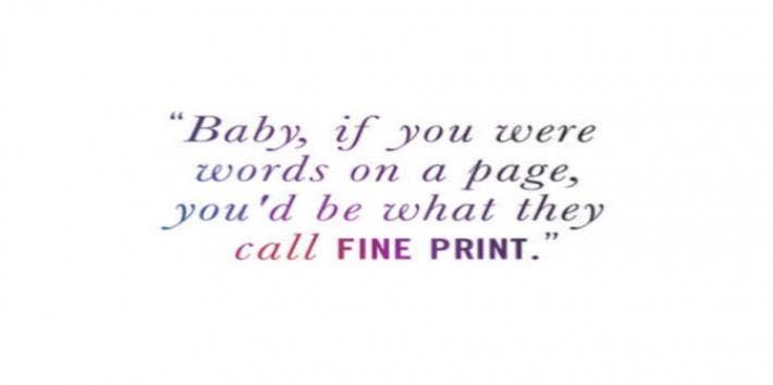 flirty love quote