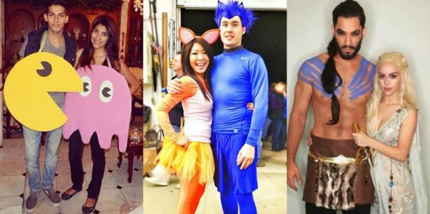 20 Cosplay-Inspired Halloween Costume Ideas For Couples