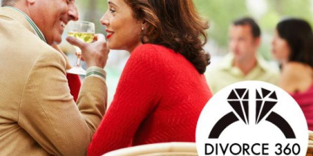 Dating after divorce is filed