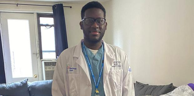 We Spoke To A Young Black Doctor About What Inspired Him To Become One Of The 5% In Medicine