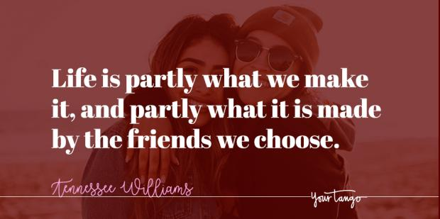 50 Quotes About Love Friendship To Send Your Best Friends On Valentine S Day Yourtango