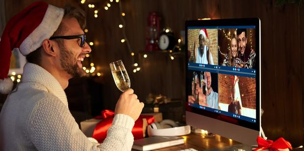 15 Virtual Zoom Holiday Party Ideas To Get Extra Festive This Year