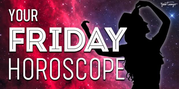 Horoscope For Today, March 12, 2021 - YourTango