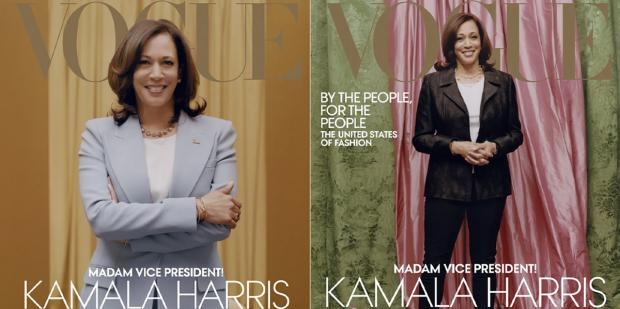Kamala Harris's 'Vogue' Cover Is The Epitome Of A Racial Microaggression