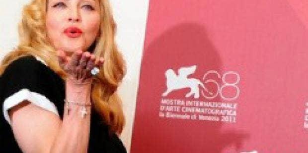 Madonna says sean penn encouraged her act