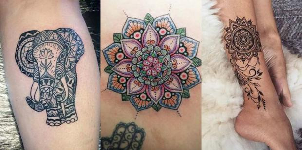 78b9ee519936f 12 Best Mandala Tattoo Design Ideas With Deep Meanings | YourTango