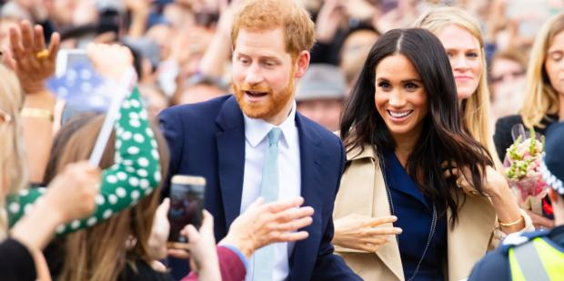 Meghan Markle Saved Prince Harry — But Not In The Way You Think