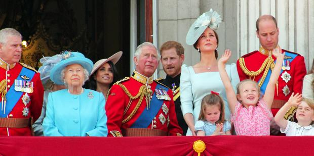 It Doesn't Matter Which Royal Family Member Asked About Archie's Skin Color – They're All Complicit