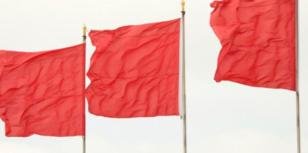 How to watch out for red flags on dating sites