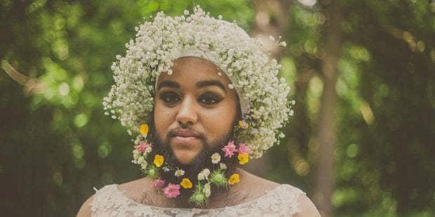 Harnaam Kaur bearded lady